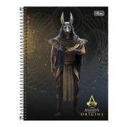 Caderno Assassin's Creed Annubis 1 Matéria
