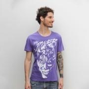 Camiseta Masculina The Joker Purple