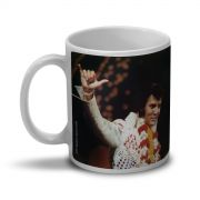 Caneca Elvis Aloha From Hawaii
