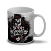 Caneca Kiss Creatures Of The Night