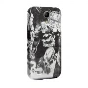 Capa de Celular Samsung Galaxy S4 Tracing Batman