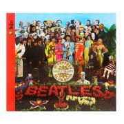 CD The Beatles Sgt. Pepper's Lonely Hearts Club Band