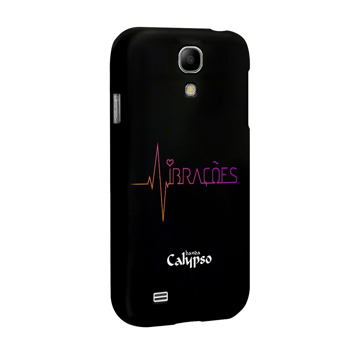 Capa de Celular Samsung Galaxy Calypso S4 Vibrações