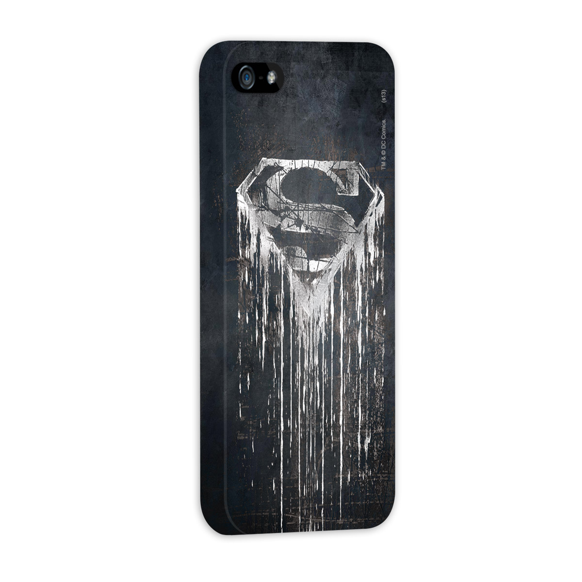Capa de iPhone 5/5S Superman - Steel Melting