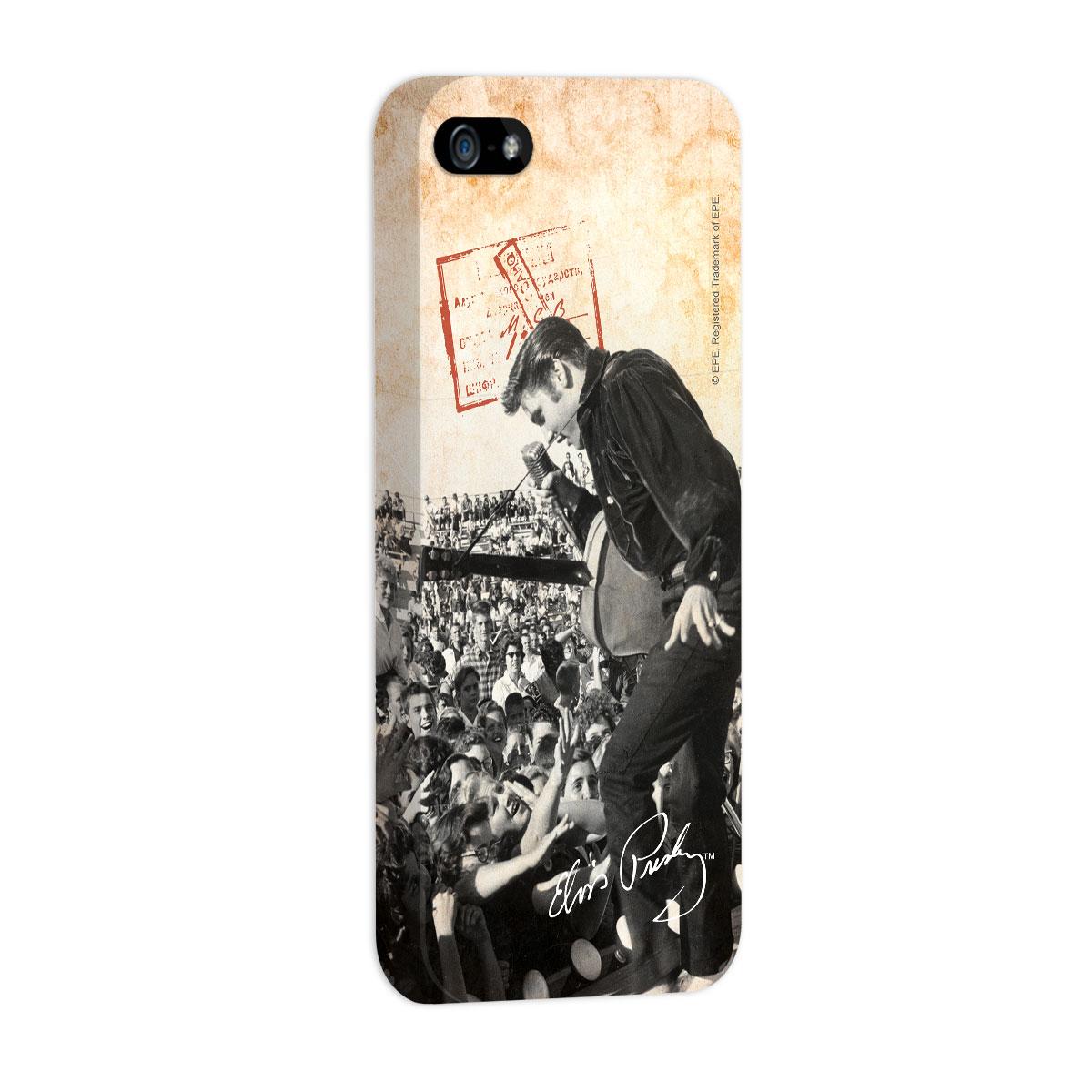 Capa Para iPhone 5/5S Elvis Elvis At Mississippi