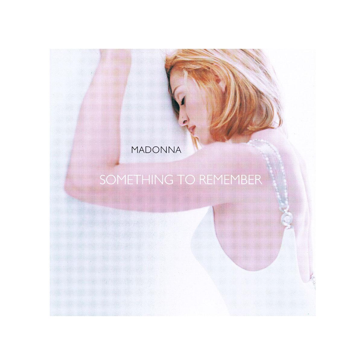 CD Madonna Something To Remember