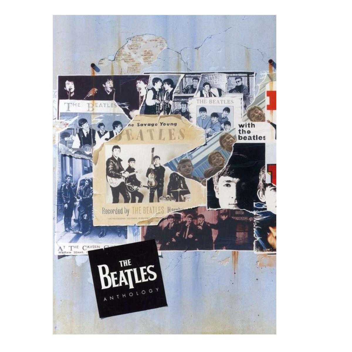 Produto IMPORTADO DVD Box The Beatles - Anthology