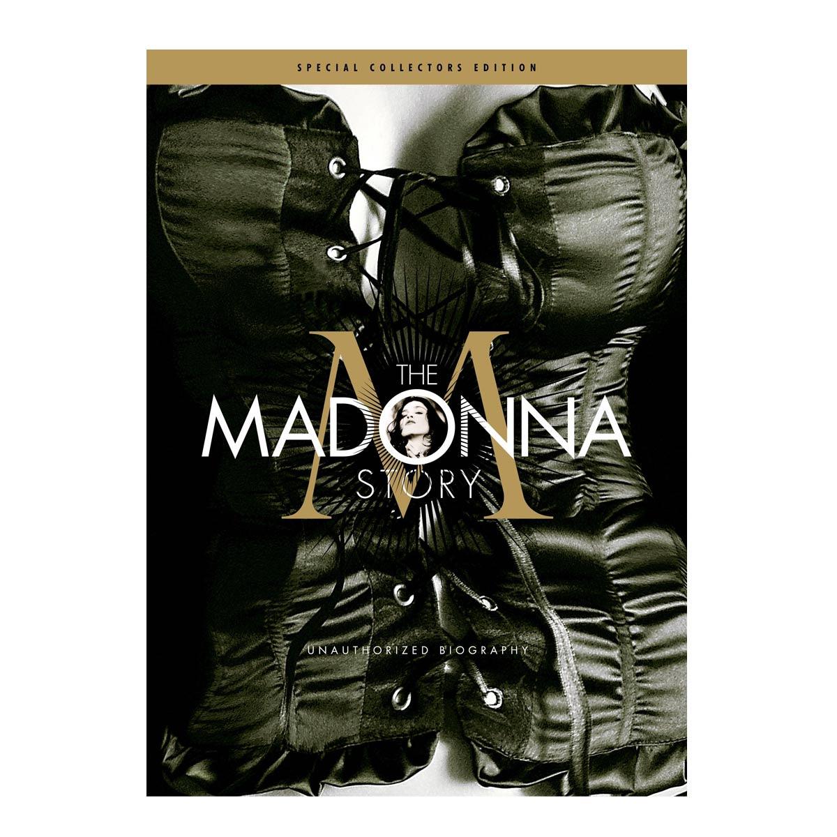 Kit CD + DVD The Madonna Story