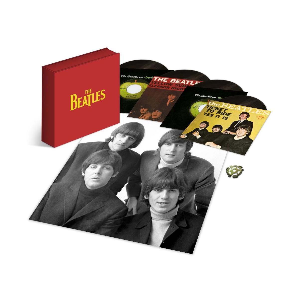 LP Box The Beatles Singles
