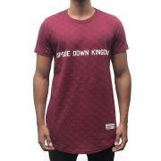 Camiseta Upside Down Kingdom Masculina - #REINODEPONTACABEÇA