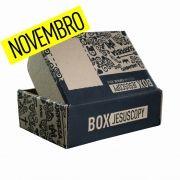 Box dos meses anteriores - NOVEMBRO
