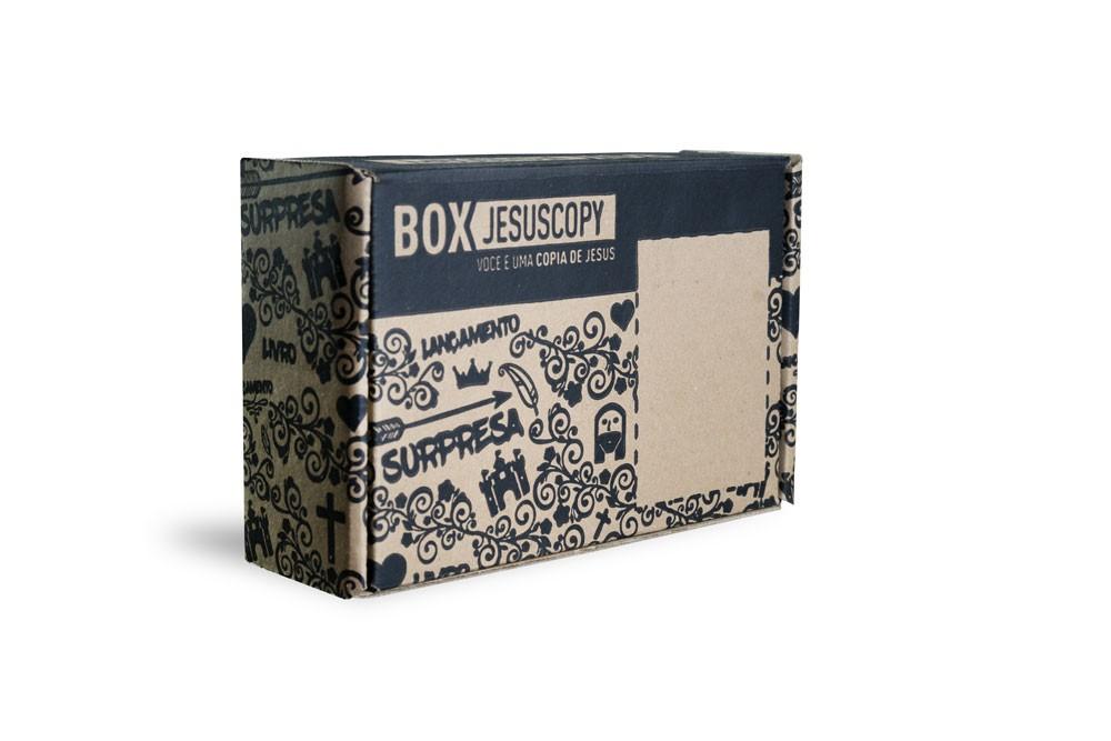 BOX JESUSCOPY - Novas assinaturas de 16/03 a 26/03 para o BOX Abril  - Jesuscopy