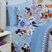 Jogo De Cama Infantil Mickey Fun 3 Peças | Santista