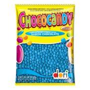 Mini Confete de Chocolate Chococandy Azul Dori 350g