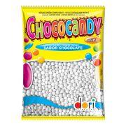 Mini Confete de Chocolate Chococandy Branco Dori 350g