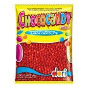 Mini Confete de Chocolate Chococandy Vermelho Dori 350g