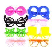 Kit 30 Óculos 30 Tiaras 100 Pulseiras Neon