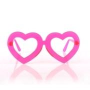 Óculos Cristal Coração sem Lente