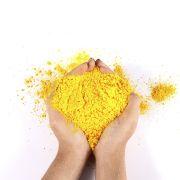 Pó Colorido Holi - Amarelo