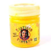 Tinta Facial para Rosto 15Ml Amarela