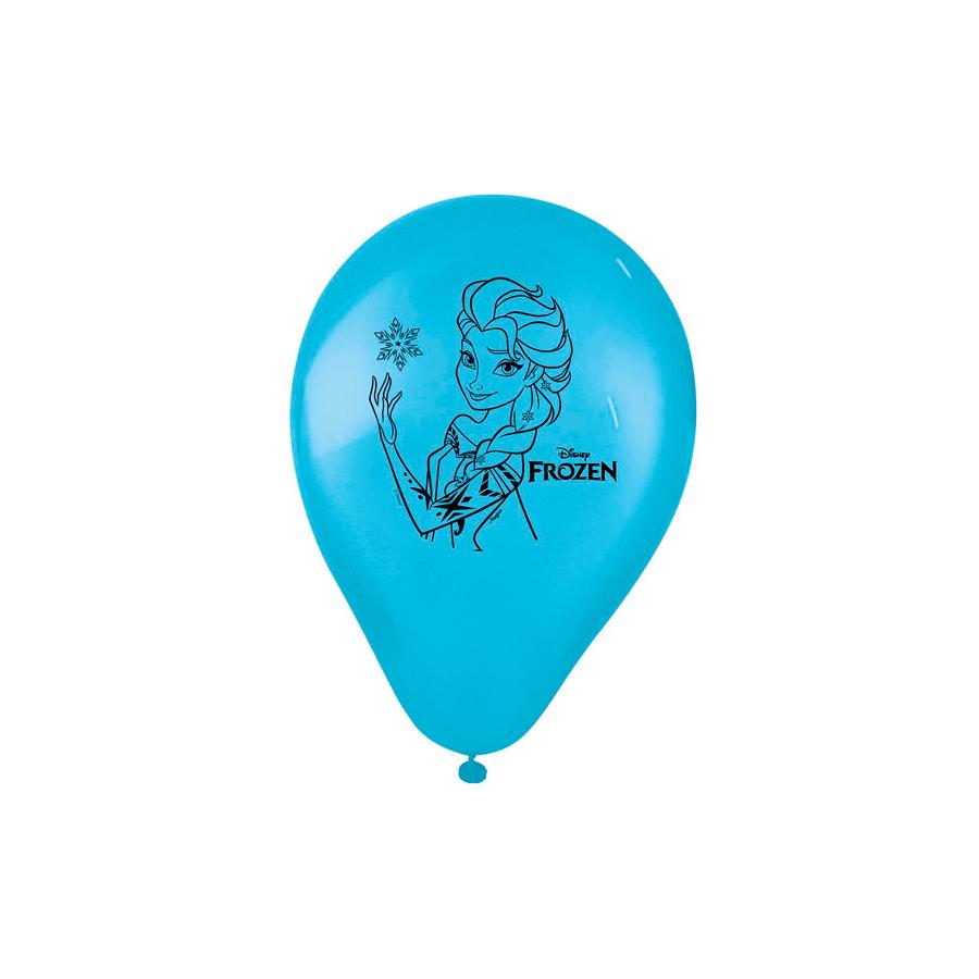 Balão Nº9 Frozen 25Un