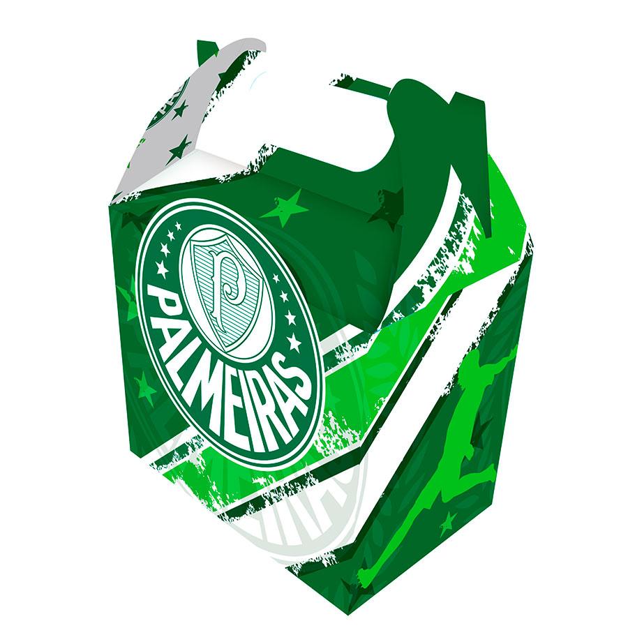 Caixa Surpresa Palmeiras 8Un