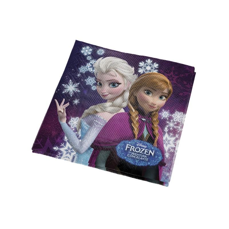 Guardanapo Frozen 16Un