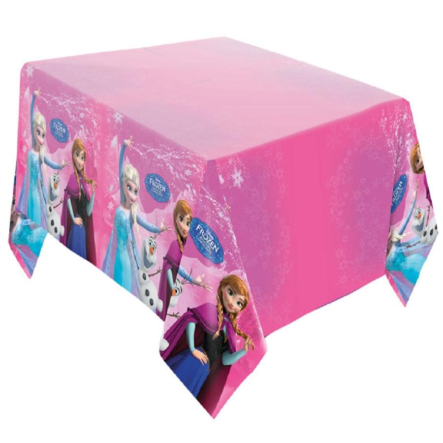 Toalha De Mesa 118X180 Frozen Un