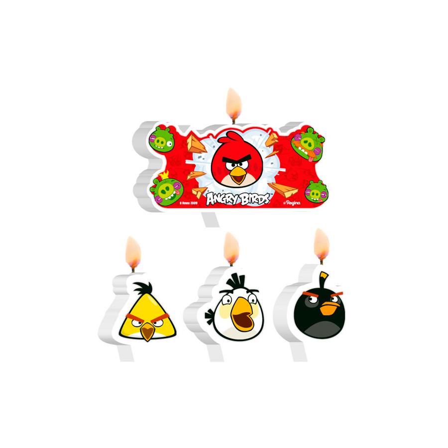 Vela Angry Birds 4Un