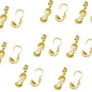 Tips Dourado c/ haste (50 unid.)- TPD001