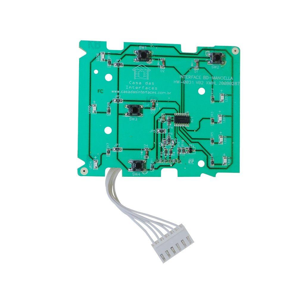Placa Interface Compatível Electrolux Lte08 CDI  64500292