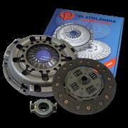 Kit Embreagem Sprinter 310D, 312D, 410D, 412D 2.5 Turbo Diesel - 97 98 99 00 01 02 Remanufaturada