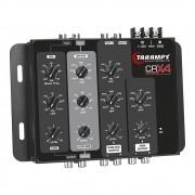 Crossover CRX4 Taramps 4 Vias Eletrônico Som Automotivo (CROS01)