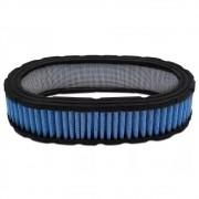 Filtro de Ar Para Carburador Esportivo Oval Azul