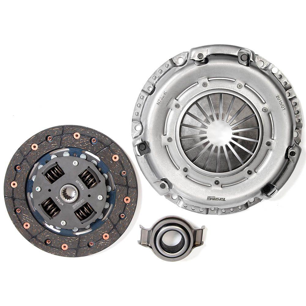 Kit Embreagem Escort Ghia, GL, GLX, L, XR3 1.3/1.6 - 83 a 94, Verona 1.3/1.6 - 89 a 92
