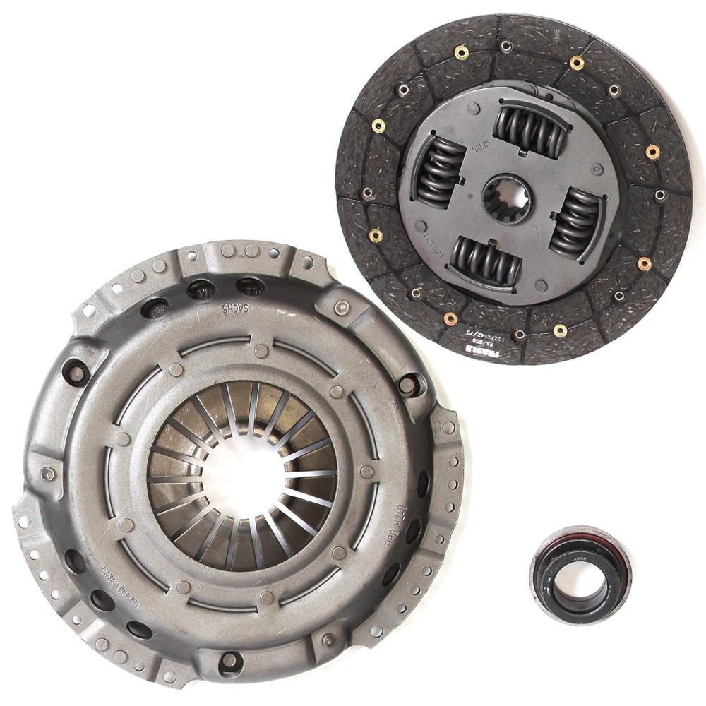 Kit Embreagem S10 2.5 Turbo Remanufaturada
