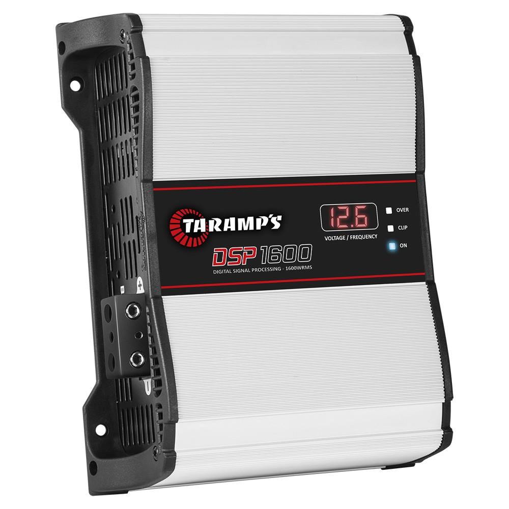 Módulo Amplificador Taramps DSP 1600 1 Canal 2 OHMS (AMP01)