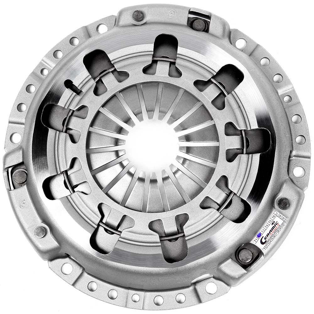 Platô Embreagem de Cerâmica 980lbs Light Gol Santana Parati Saveiro Passat Voyage 1.8 e 2.0 motor AP 210mm Ceramic Power