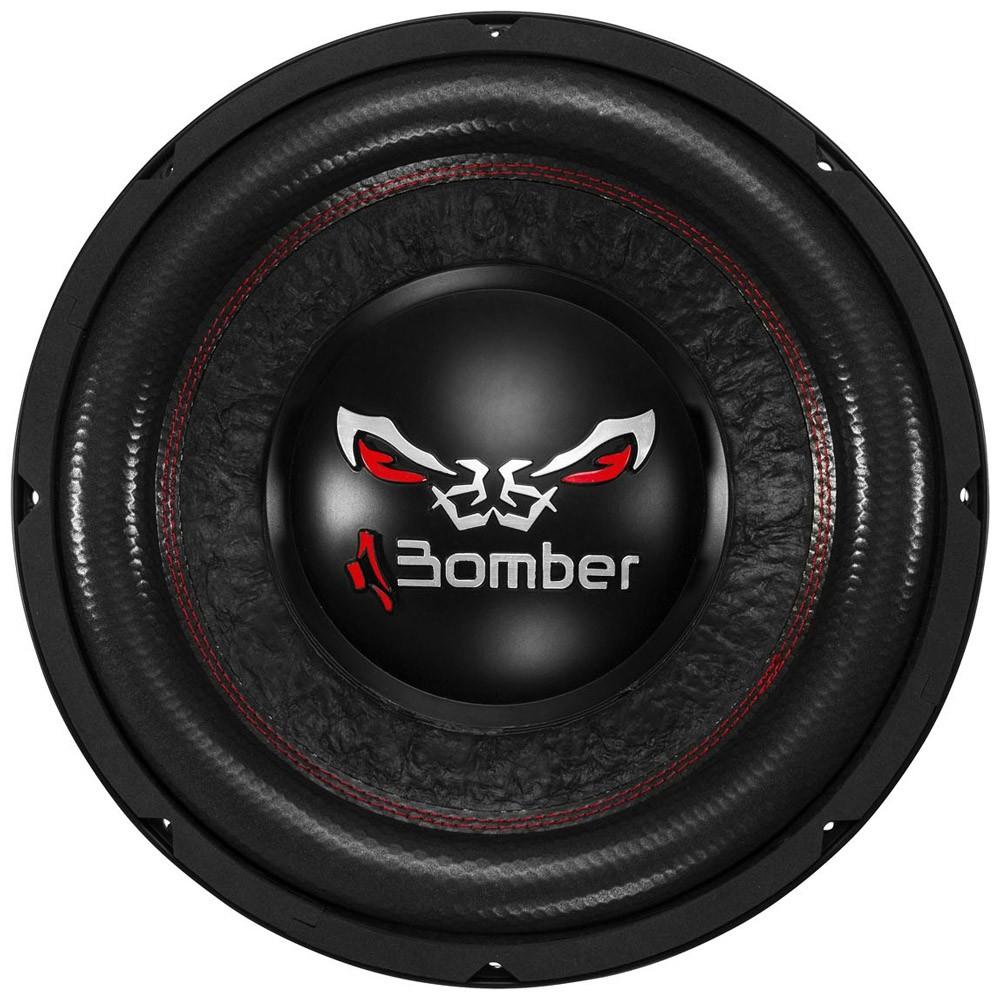 Subwoofer 12 Polegadas Bomber Bicho Papão 600w 4+4 Ohms