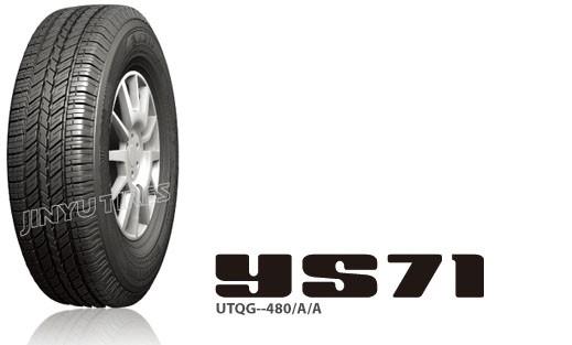 Pneu Jinyu 265/70R16 112S YS71