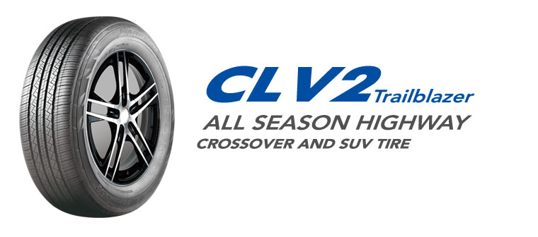 Pneu Landsail 235/60R16 100H CLV2