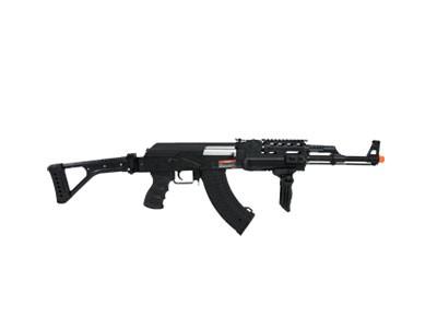 Rifle de Airsoft Cyma Ak47 Tactical Elet. Plasr Cal 6mm