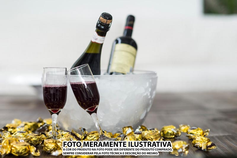BANQUETA OXY COLOR VERMELHA
