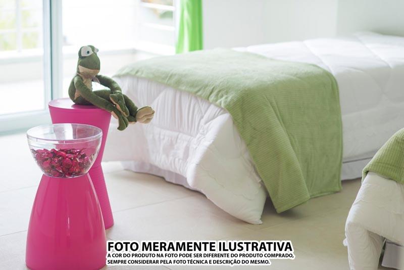 BANQUETA RAD ASSENTO COLOR BASE CRISTAL AZUL