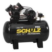 COMPRESSOR DE AR CSV-10/100  2HP - 60HZ - 127/220V - SCHULZ
