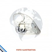 Maquina Vidro Eletrica Traseira Esquerda Ford Focus 09-13