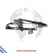 Maquina Vidro Porta Diant Esq  Gol G3/G4 1999-2014 Original