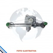 Maquina Vidro Pt Tras Dir C/Motor Gm Vectra Sedan/Hatch 2005-2011 Original
