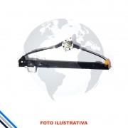 Maquina Vidro Traseira Esquerda Mec Fiesta 2002-2014 Orig