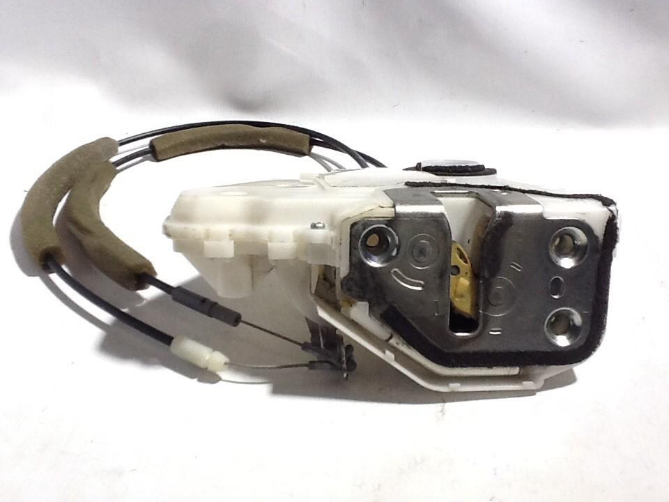 Fechadura Dianteira Direita Honda Civic 2007-2011 Original